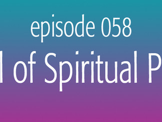 The Oil of Spiritual Purpose