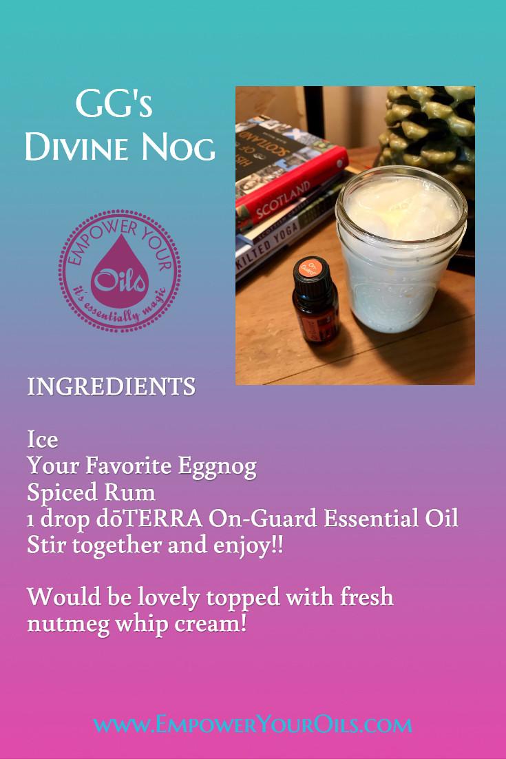 GG's Divine Nog