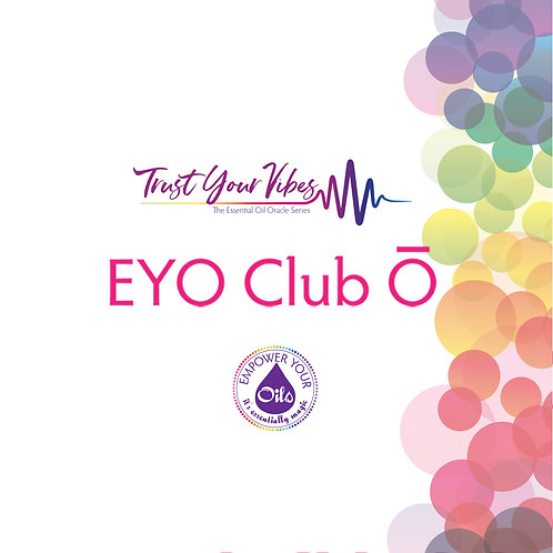 Club Ō - Monthly Payment