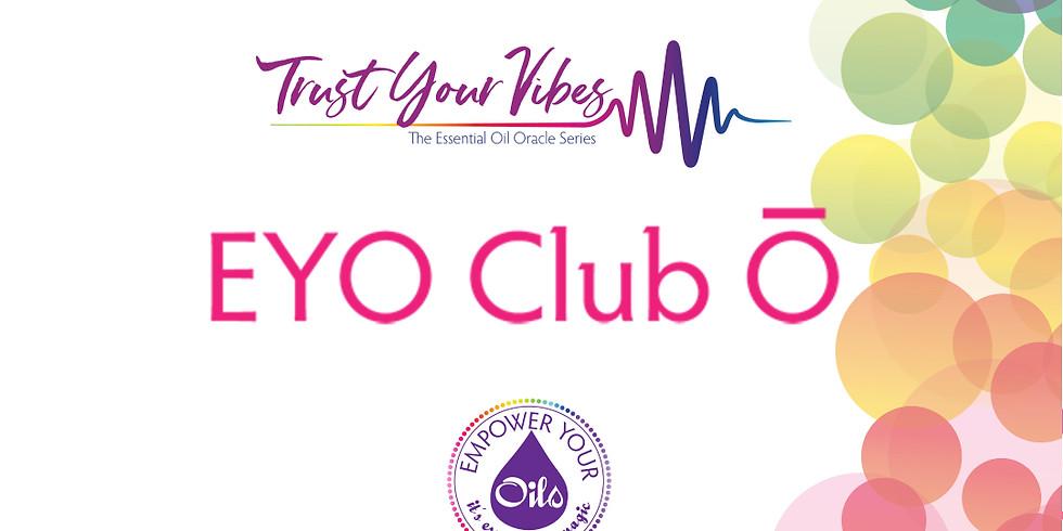 Empower Your Oils Club Ō