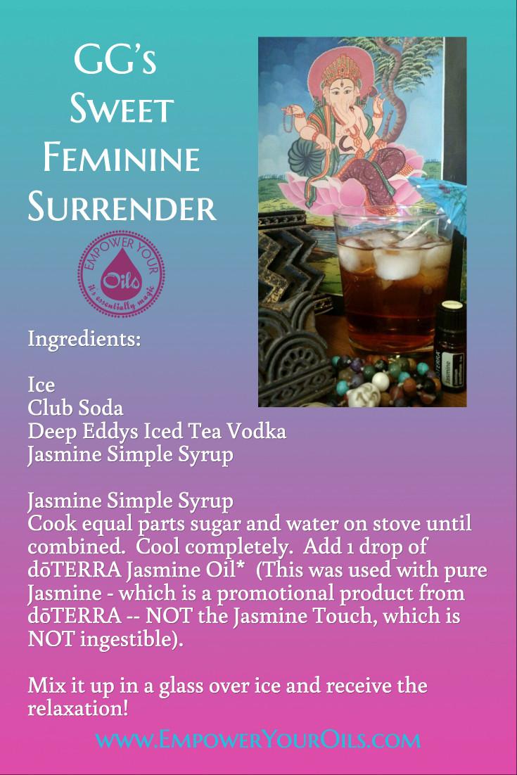 GG's Sweet Feminine Surrender