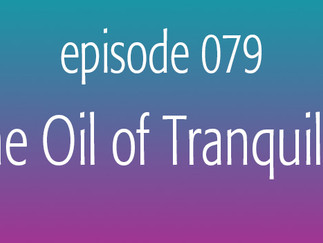The Oil of Tranquility