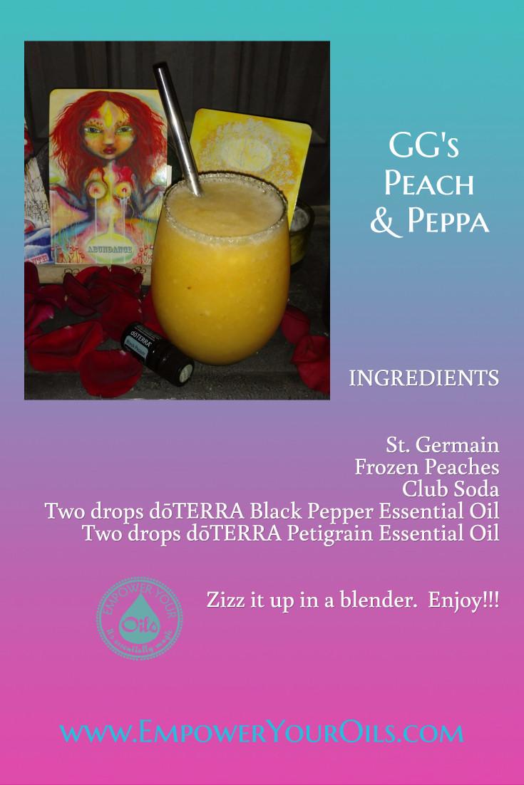 GG's Peach & Peppa