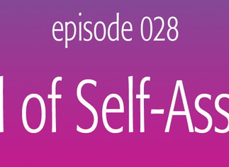 The Oil of Self-Assurance