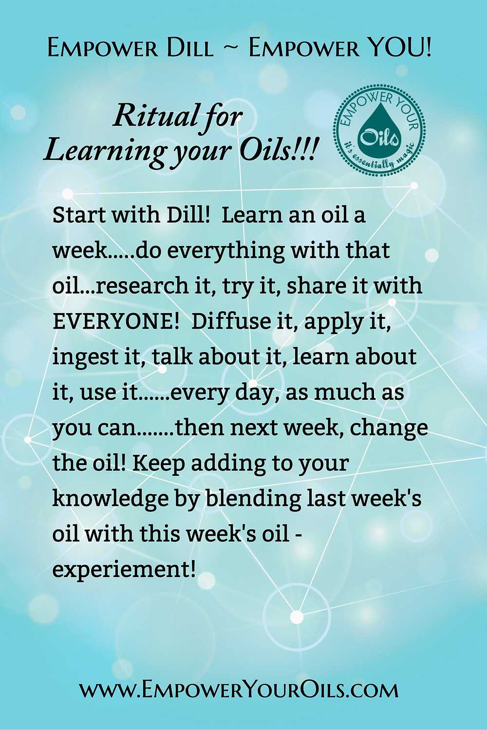 Empower Dill- Empower You