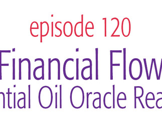 Financial Flow Essential Oil Oracle Reading