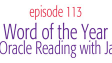 Word of the Year Essential Oil Reading with Janet