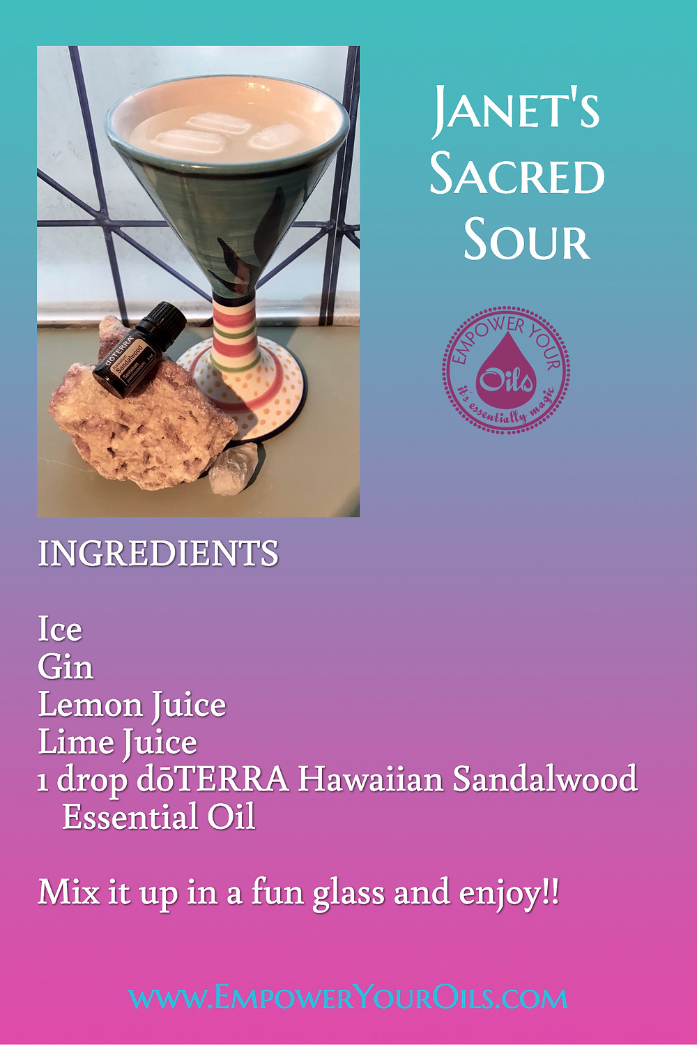 Janet's Sacred Sour