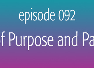 The Oil of Purpose and Partnership