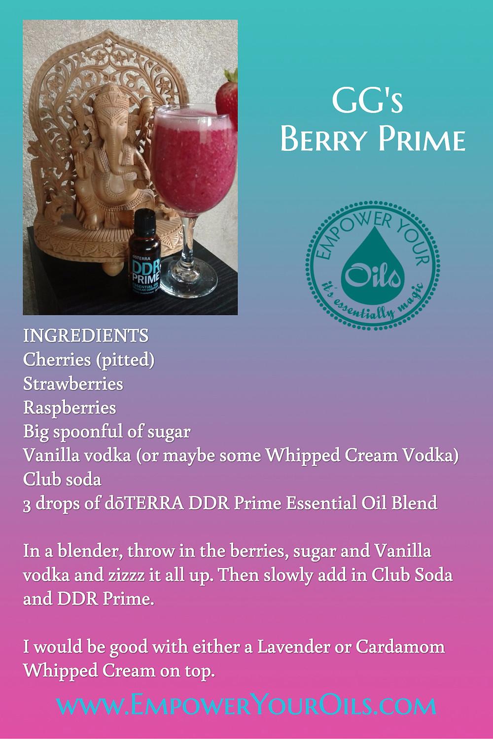 GG's Berry Prime