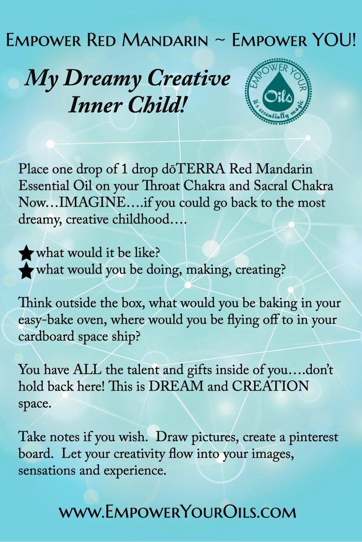 Empower Red Mandarin ~ Empower You!