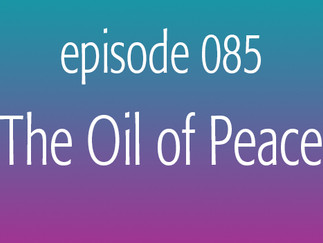 The Oil of Peace