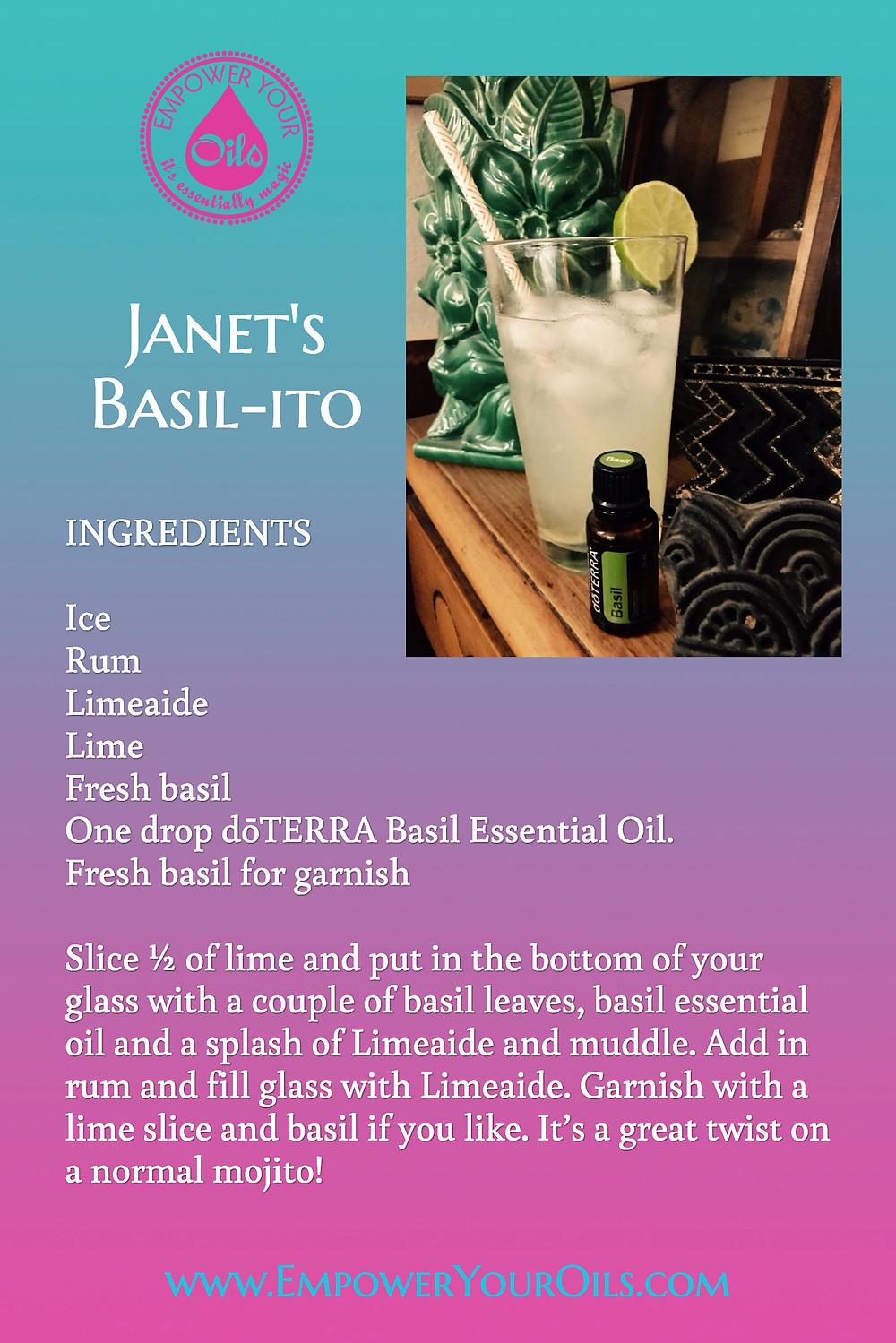Janet's Basil-ito