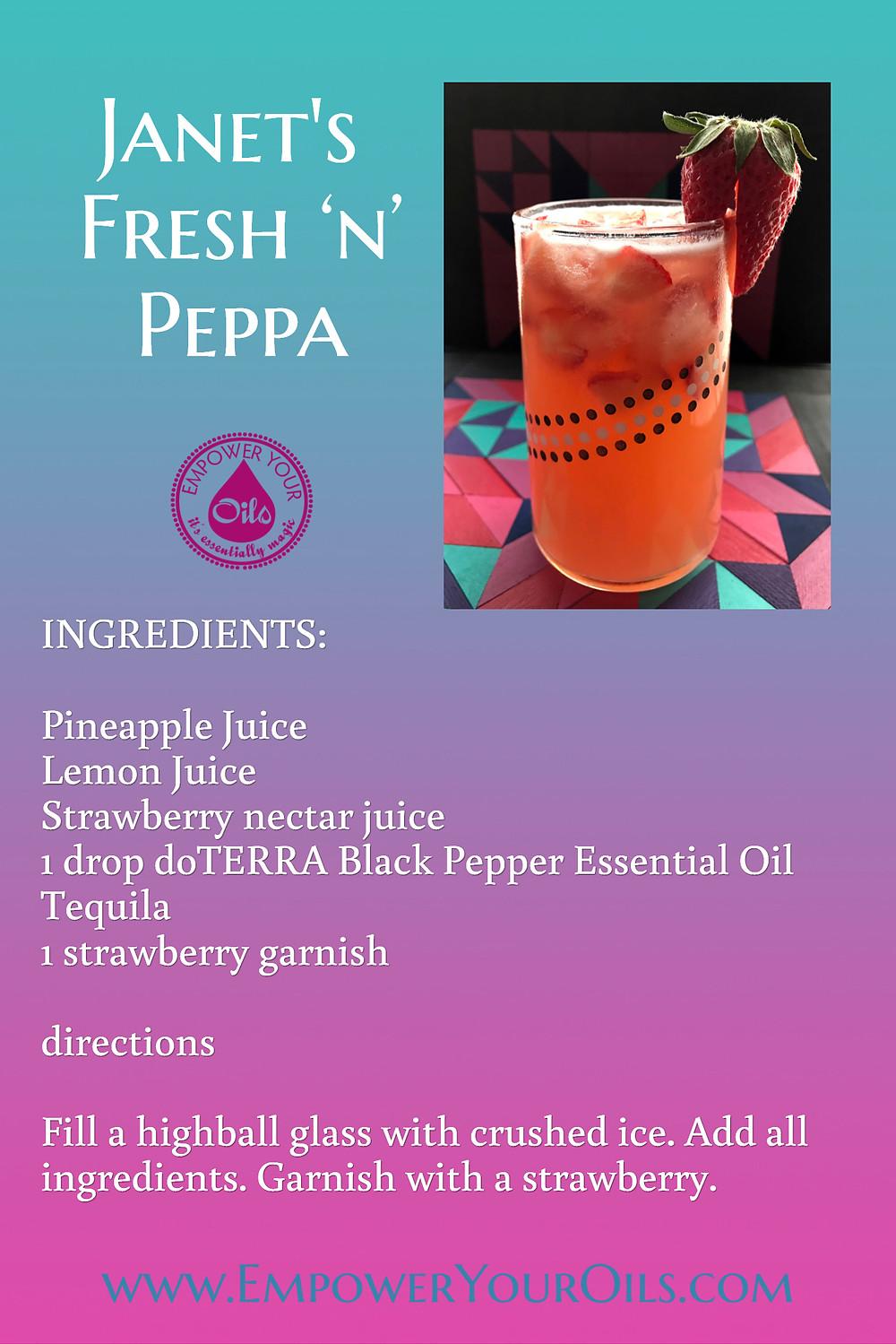 Janet's Fresh 'n' Peppa