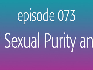The Oil of Sexual Purity and Balance