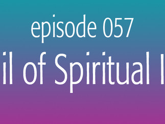 The Oil of Spiritual Insight