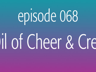 The Oil of Cheer and Creativity