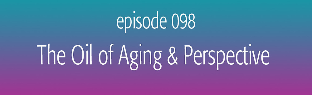episode 095 The Oil of Steadying