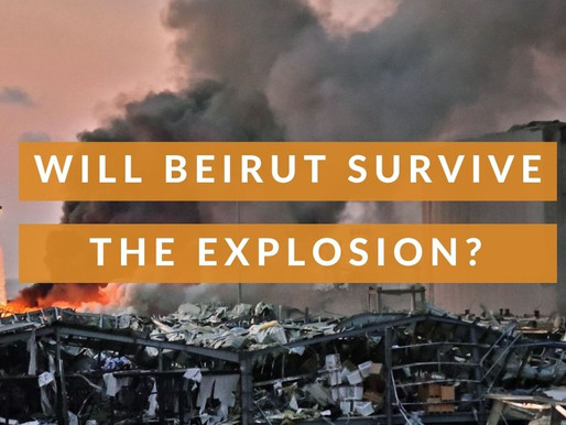 Will Beirut Survive The Explosion?