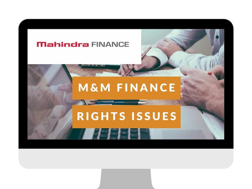 M&M Finance Rights Issue