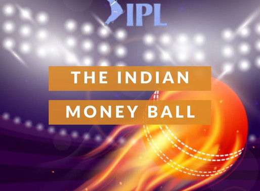 THE INDIAN MONEY BALL