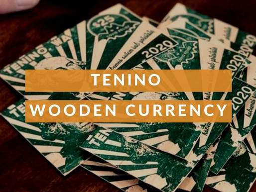 TENINO'S WOODEN CURRENCY