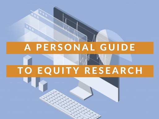 A Personal Guide to Equity Research
