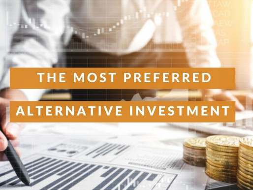 Most Preferred Alternative Investments