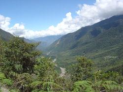 Vilcabamba Jungle Montagne