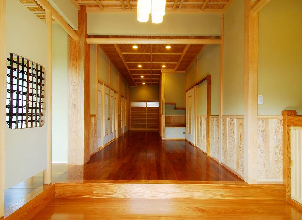 玄関廻-廊下1
