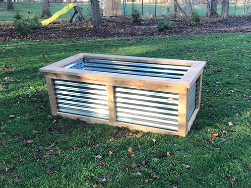 "3' x 6' x 28"" Raised Garden Bed"