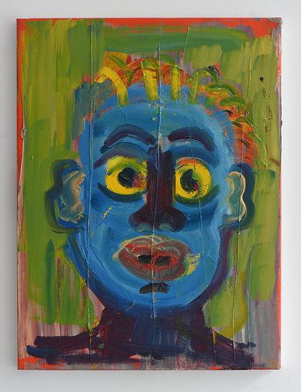 'Portrait 4' by Nicholas Peall