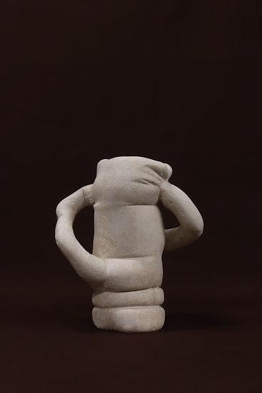 'Proto Chub Vase I' by Tessa Silva