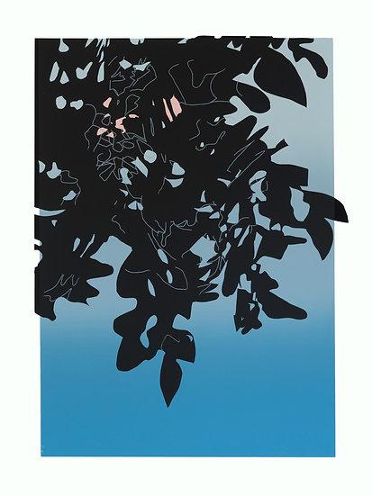 'Kind of Blue' by Ewelina Skowronska