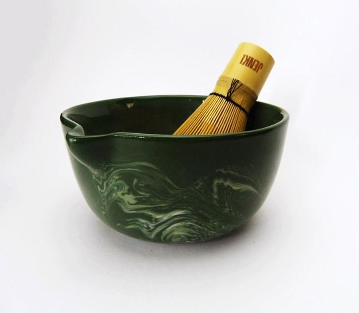 Matcha Whisking bowl for JENKI