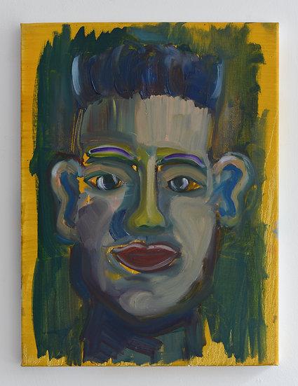 'Portrait 8' by Nicholas Peall