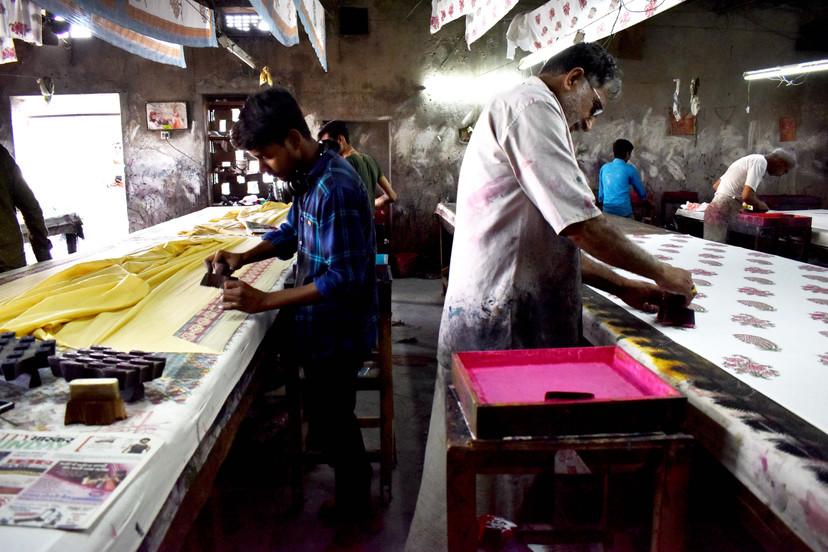 Artisans in India