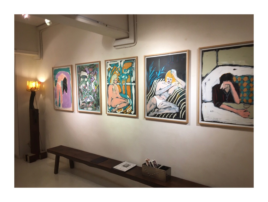 Jack Penny solo exhibition