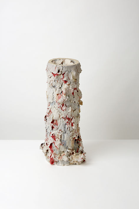 Ceramics by emerging artists