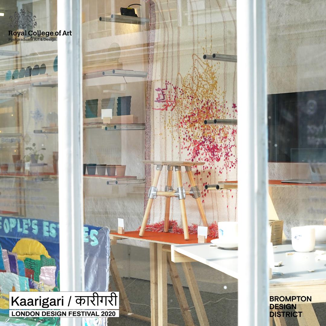 Rashmi Bidasaria London Design Fair