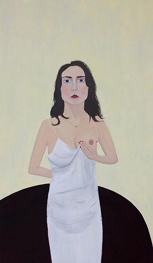 Liv holding breast.jpg