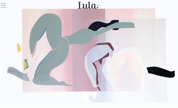 Lula - Press for Ewelina Skowronska in Japanese