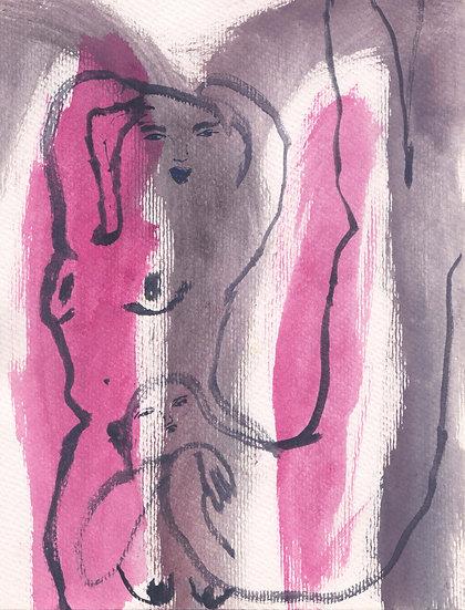 'Glory gaze' by Jessica Jane Charleston