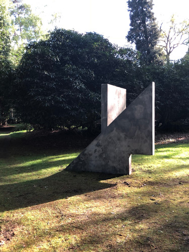 Sangar, Contemporary Sculpture Fulmer, 2019
