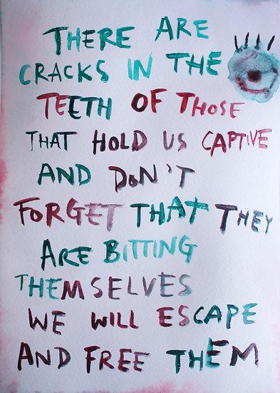 'Cracks' by Lily Ashley