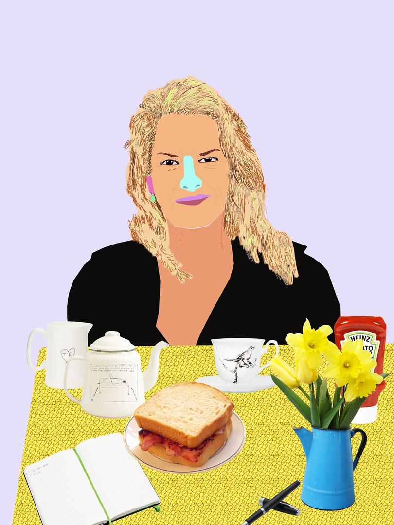 'Tracey Teatime'