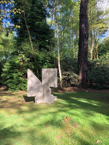 'Sangar' at Contemporary Sculpture Fulmer
