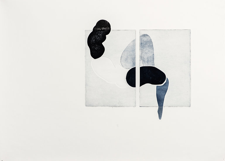 'Shape of Being II' by Ewelina Skowronska