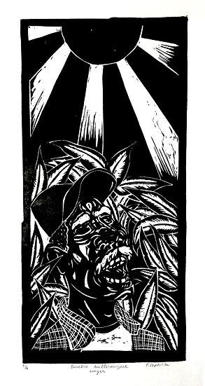 'Eusebio' by Liliana A. Romero