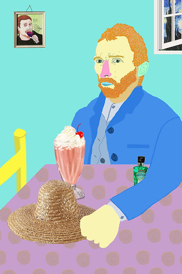 'I Think I Better Gogh Now' by Dan Jamieson